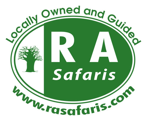 RA Safaris Logo
