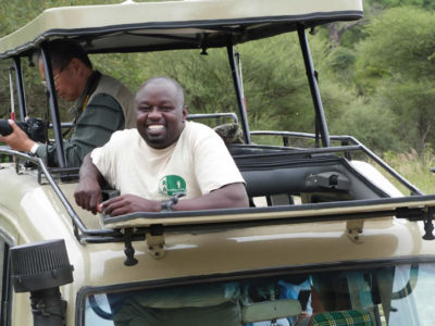 Amani guide at RA Safaris