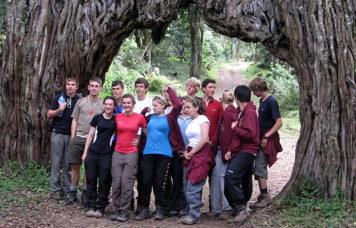 Student Tour in Tanzania