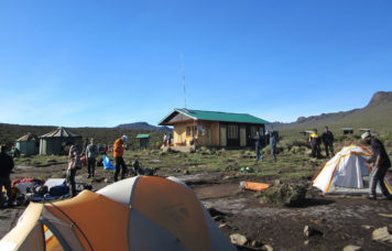 Mt Kilimanjaro Camp