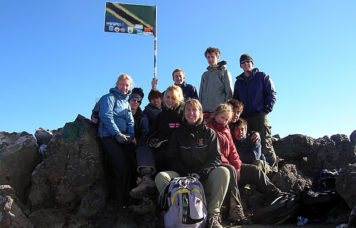 Mt Meru Summit Trek