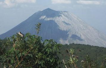 Oldonyo Lengai Peak