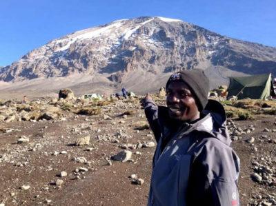 Michael Mtui from RA Safaris