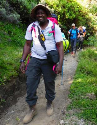 ZEPHA KAMBELE employee if RA Safaris