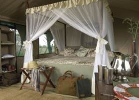 Permanent Tented Camp