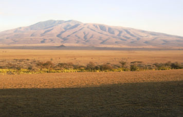 Mount Lemagrut Distance Shot