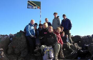 Mt Meru Summit Trek