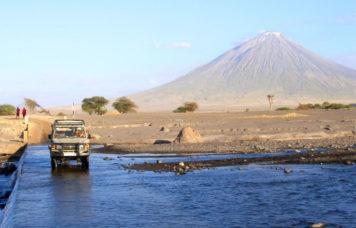 Jeep Mount Oldoinyo
