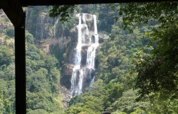 Waterfalls at Udzungwa National Park